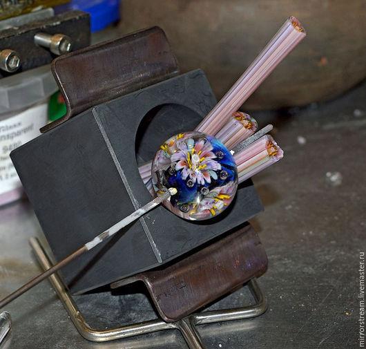 Для украшений ручной работы. Ярмарка Мастеров - ручная работа. Купить Форма(30)из графита для сплавления стекла под мурини. Handmade.