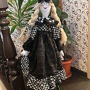 Куклы Тильда ручной работы. Ярмарка Мастеров - ручная работа Текстильная кукла Тильда Мэри. Handmade.