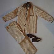 Винтаж ручной работы. Ярмарка Мастеров - ручная работа Пижама  для Кена, винтаж 1960гг Mattel. Handmade.