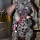 Мишки Тедди ручной работы. Ярмарка Мастеров - ручная работа. Купить Коза Глафира. Handmade. Подарок, друзья мишек тедди