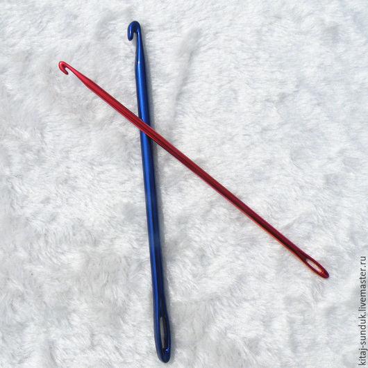 Вязание ручной работы. Ярмарка Мастеров - ручная работа. Купить Крючки для нукинга. Handmade. Тунисское вязание, инструменты для вязания
