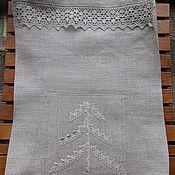 Сумки и аксессуары handmade. Livemaster - original item Ecosumy linen Herringbone. Handmade.