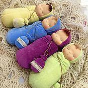 Куклы и игрушки ручной работы. Ярмарка Мастеров - ручная работа Сплюшики. Handmade.
