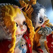 Куклы и игрушки ручной работы. Ярмарка Мастеров - ручная работа Леденцовая. Handmade.