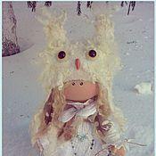 Куклы и игрушки ручной работы. Ярмарка Мастеров - ручная работа Полярная Сова. Handmade.