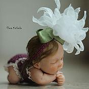 """Куклы и игрушки handmade. Livemaster - original item """" Laura"""". Handmade."""