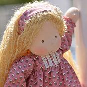 Куклы и игрушки ручной работы. Ярмарка Мастеров - ручная работа Вальдорфская кукла Мика. Handmade.