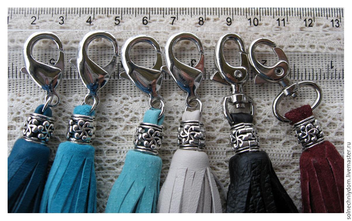 Кисточки для сумки своими руками 39