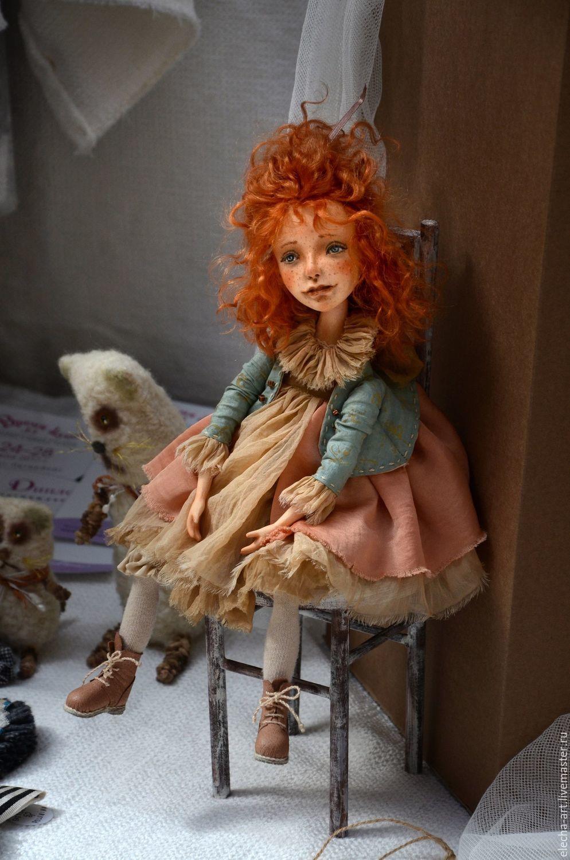 момента основания авторские куклы из полимерной глины фото друзья