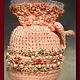 """Подарочная упаковка ручной работы. Ярмарка Мастеров - ручная работа. Купить Мешочек для подарка """"Бисквит"""". Handmade. Руны, мешочек для подарка"""