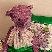 Куклы и игрушки ручной работы. Ярмарка Мастеров - ручная работа Сима Сиреневый. Handmade.