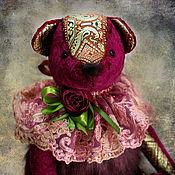 Куклы и игрушки ручной работы. Ярмарка Мастеров - ручная работа Черничный десерт. Handmade.