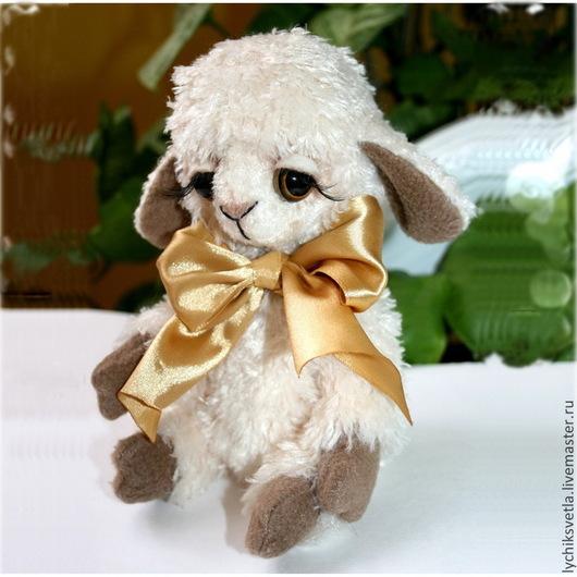 Мишки Тедди ручной работы. Ярмарка Мастеров - ручная работа. Купить овечка Dolly. Handmade. Овечка, милый подарок