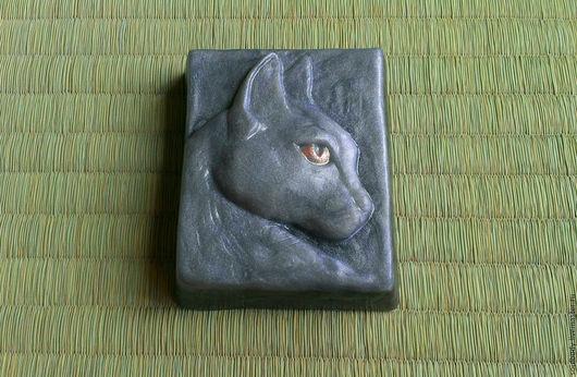 """Мыло ручной работы. Ярмарка Мастеров - ручная работа. Купить Мыло с черной глиной """"Калипсо"""". Handmade."""