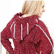 """Одежда ручной работы. Ярмарка Мастеров - ручная работа Вязаный свитер """"Freedom"""". Handmade."""