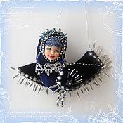 handmade. Livemaster - original item The blue bird of luck. Handmade.
