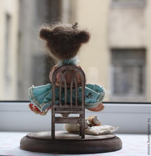 Коллекционные куклы ручной работы. Ярмарка Мастеров - ручная работа. Купить Коллекционная кукла Зоя. Handmade. Кукла, ретро стиль