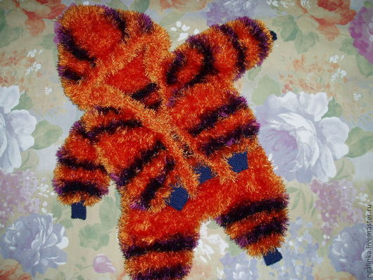 Одежда унисекс ручной работы. Ярмарка Мастеров - ручная работа. Купить костюм для малыша Веселая пчелка. Handmade. В полоску