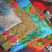 Аксессуары винтажные ручной работы. Ярмарка Мастеров - ручная работа Винтажные платочки. Handmade.