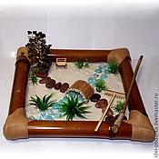 Подарки к праздникам ручной работы. Ярмарка Мастеров - ручная работа Японский садик Источник вдохновения. Handmade.