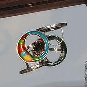 """Украшения ручной работы. Ярмарка Мастеров - ручная работа Кольцо """"Асимметрия"""". Handmade."""