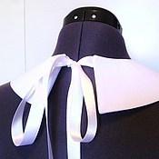 Аксессуары handmade. Livemaster - original item The universal collar/ white. Handmade.
