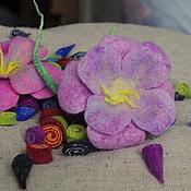 Украшения ручной работы. Ярмарка Мастеров - ручная работа Цветы. Handmade.