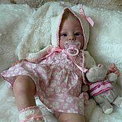 Куклы и игрушки ручной работы. Ярмарка Мастеров - ручная работа Кукла реборн Harlow. Цена действует до 1 сентября. Handmade.