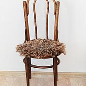 Для дома и интерьера ручной работы. Ярмарка Мастеров - ручная работа Эко-мех.  Коврик-сидушка в машину/на стул.. Handmade.