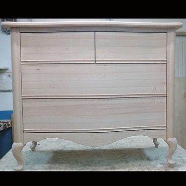 Мебель ручной работы. Ярмарка Мастеров - ручная работа Комод из бука (№044). Handmade.