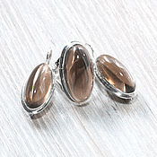 Украшения handmade. Livemaster - original item The Topaz (earrings and ring) (962). Handmade.
