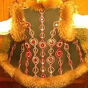 """Одежда ручной работы. Ярмарка Мастеров - ручная работа Жилет """"Сказочный"""". Handmade."""