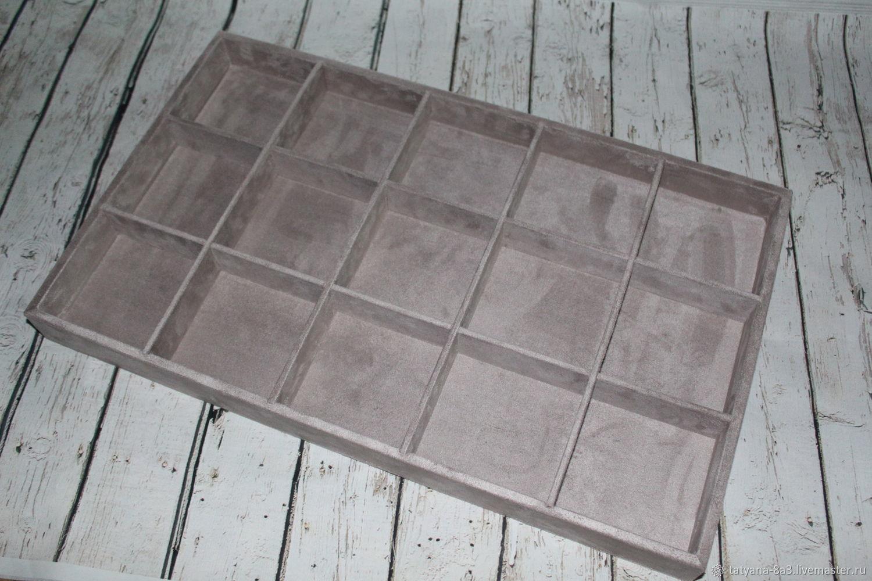 Органайзеры для рукоделия ручной работы. Ярмарка Мастеров - ручная работа. Купить Планшет для хранения. Handmade. Для колец, для брошей
