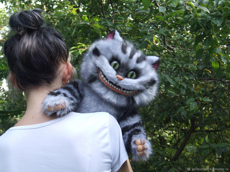 Чеширский кот , Мягкие игрушки, Майкоп,  Фото №1