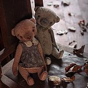 Куклы и игрушки ручной работы. Ярмарка Мастеров - ручная работа Старый друг и Кружевные пяточки. Handmade.