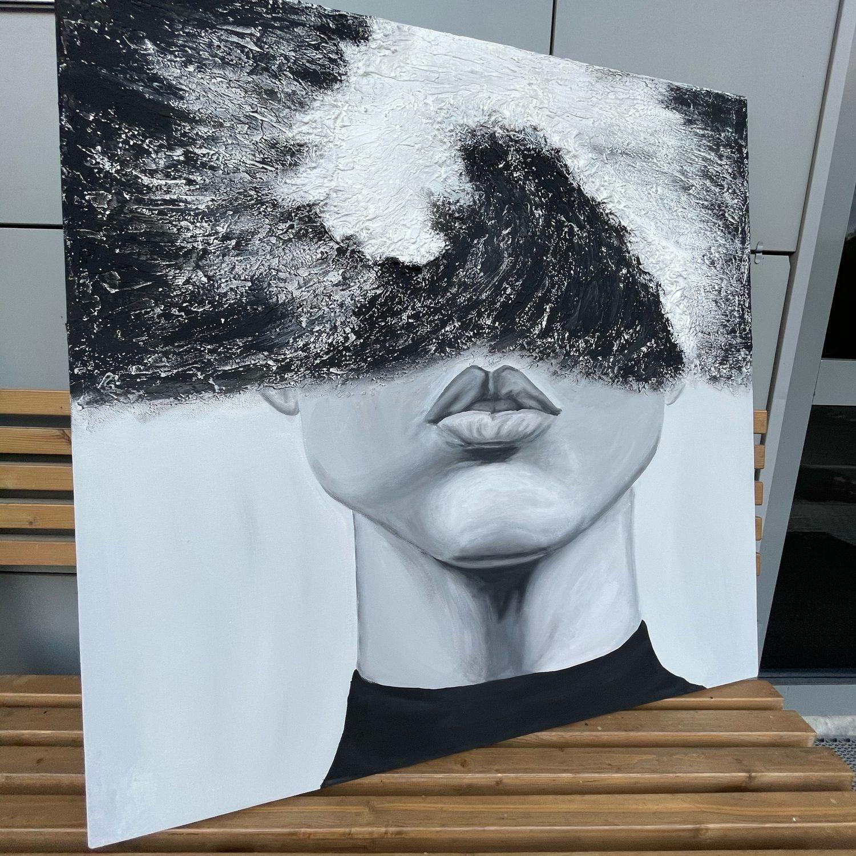 Интерьерная картина «Скрытые эмоции», Картины, Казань,  Фото №1