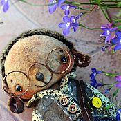 Куклы и игрушки ручной работы. Ярмарка Мастеров - ручная работа Ежик Фыр. Handmade.