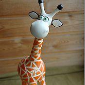 Куклы и игрушки ручной работы. Ярмарка Мастеров - ручная работа ЖирафУлинн. Handmade.