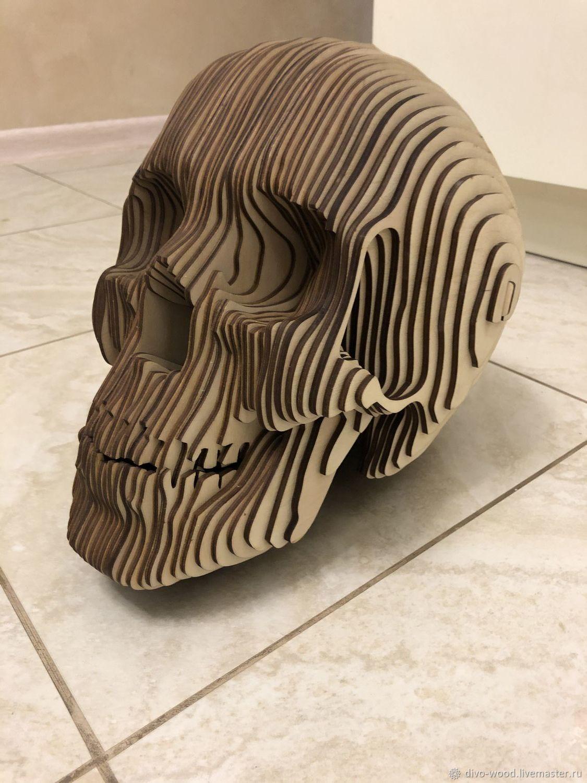 The Skull Of 'Poor Yorick', Figurines, Nizhny Novgorod,  Фото №1