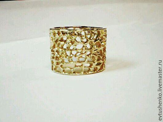 Кольца ручной работы. Ярмарка Мастеров - ручная работа. Купить Золотое кольцо. Handmade. Золото 585 пробы, платина