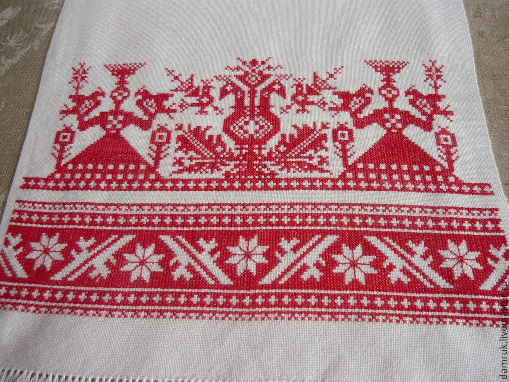 Ручная вышивка татьяна