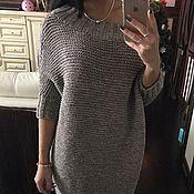 Одежда handmade. Livemaster - original item Sweater dress