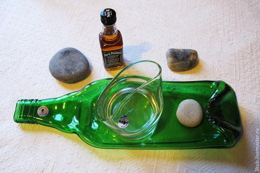 Весёлый и в то же время солидный подарок для мужчины - набор для виски!