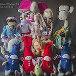 Кукольный мир Ирины Трубниковой - Ярмарка Мастеров - ручная работа, handmade