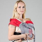 Одежда ручной работы. Ярмарка Мастеров - ручная работа Фаст слинг с вышивкой. Различные варианты. Handmade.
