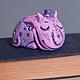 Статуэтки ручной работы. Ярмарка Мастеров - ручная работа. Купить Статуэтка керамическая Озя. Фигурки животных из глины, статуэтки. Handmade.