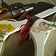 Подарочные наборы ручной работы. Заказать Плечики-вешалочки Ботаника.... AllaRo. Ярмарка Мастеров. Подарок на любой случай, весеннее настроение
