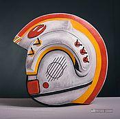 Clothing handmade. Livemaster - original item Helmet Luke Kyocera Star Wars Star wars. Handmade.