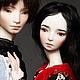 Коллекционные куклы ручной работы. Ярмарка Мастеров - ручная работа. Купить Ромэо и Джульетта. Handmade. Ярко-красный, vivid dolls