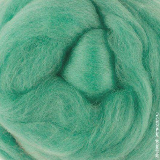 Валяние ручной работы. Ярмарка Мастеров - ручная работа. Купить Шерсть для валяния Австралийский меринос Антильские острова. Handmade.